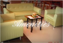 Axis Pension Hotel Amenities